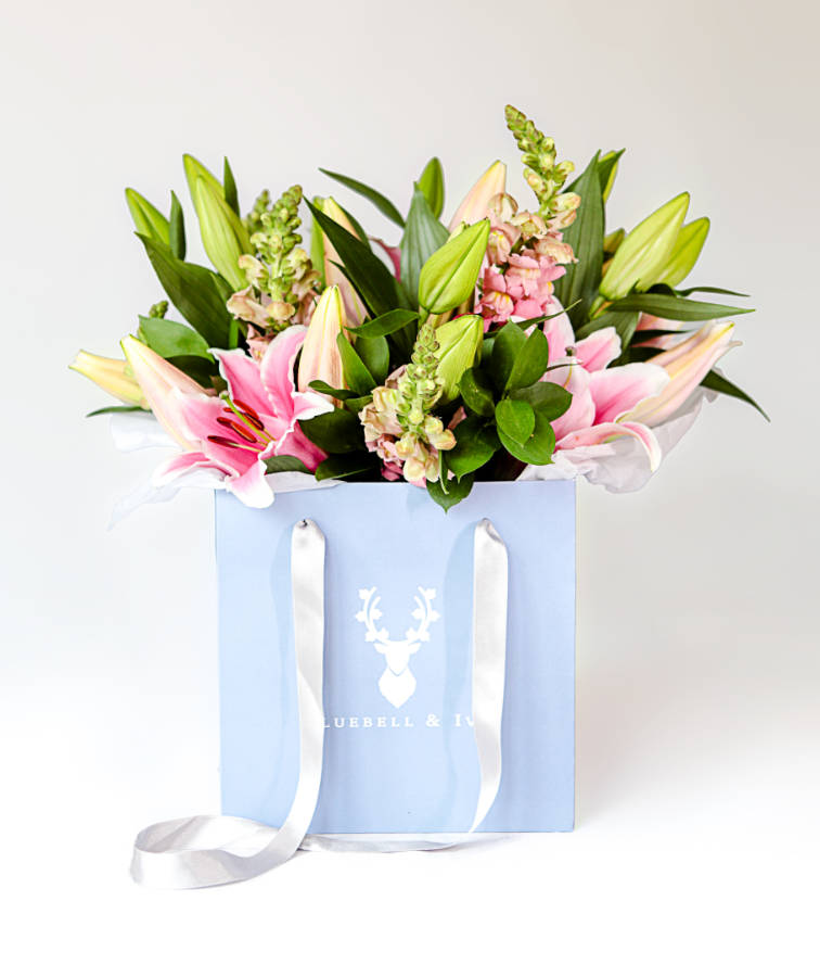 Bluebell and Ivy - Professional Florist, Ulverston - Lily