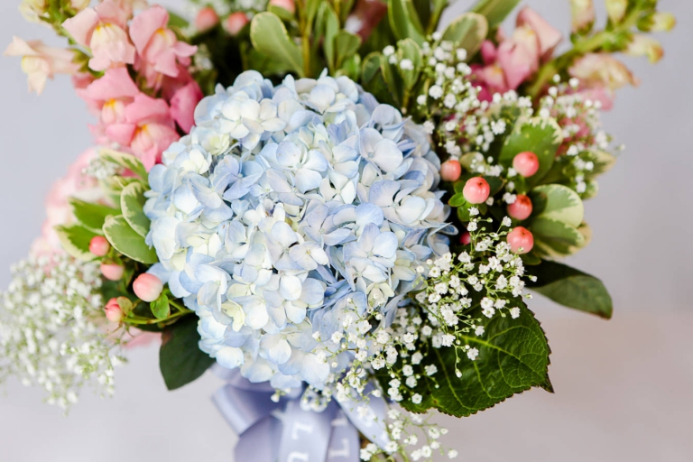 Bluebell and Ivy - Professional Florist, Ulverston - Stephie: Pastel Choice