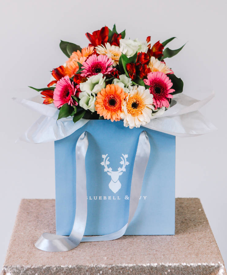 Bluebell and Ivy - Professional Florist, Ulverston - Ariel
