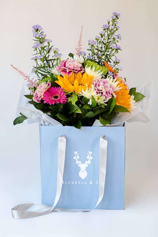 Bluebell and Ivy - Professional Florist, Ulverston - Miranda: Bright Choice