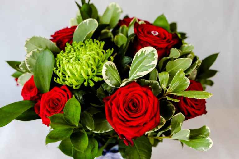 Bluebell and Ivy - Professional Florist, Ulverston - Juliet, red roses