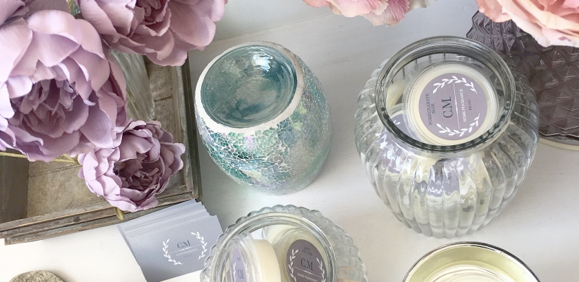 C.M – Home Fragrance Scent range
